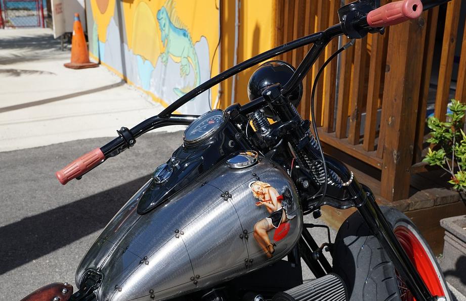 Motorrad Tank Aufkleber
