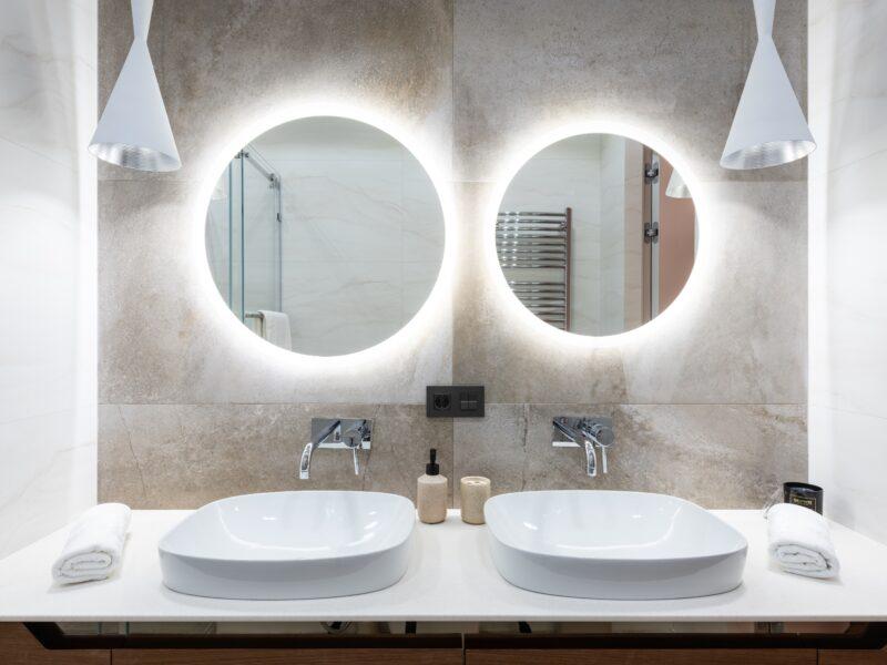 LED Spiegel Innovative Technologie für Badezimmer